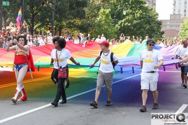 Atlanta Pride Run to raise money for LGBTQ non-profit image