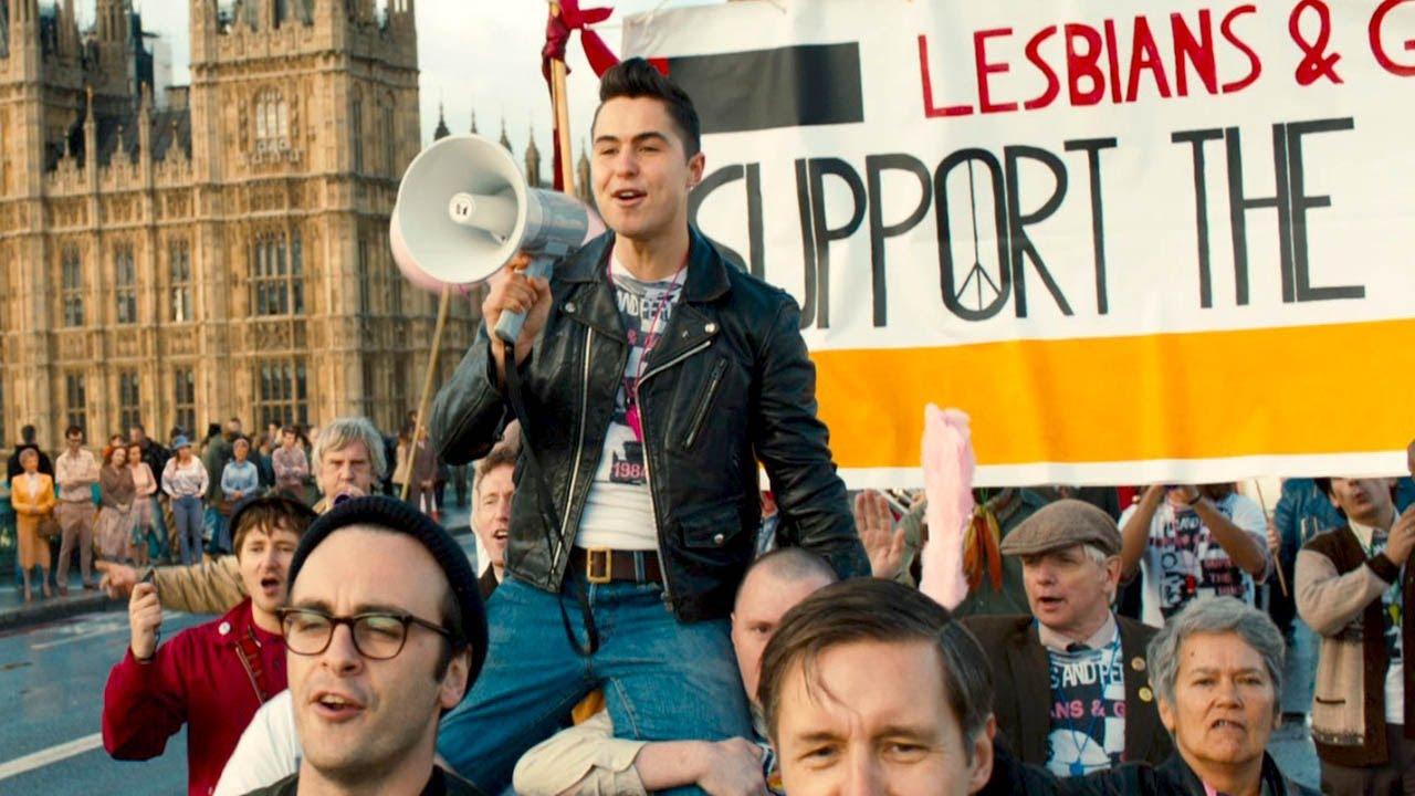 "Gay Atlanta Event: Free screening of ""Pride"" image"