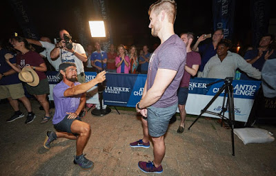 Gay Rower Proposes to His Boyfriend After Rowing Across The Atlantic Ocean image