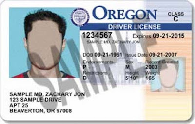 Oregon could soon offer a third gender option on driving licences image
