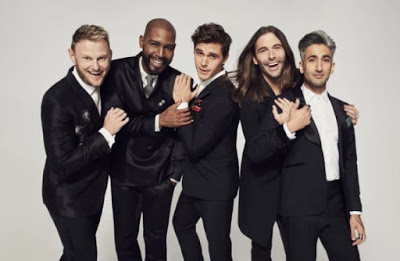 """Netflix Is Rebooting """"Queer Eye"""" And The New Fab Five Are Gorgeous image"""