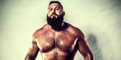 Pro Wrestler Mike Parrow Comes Out, Says Mean Gays Kept Him Closeted image