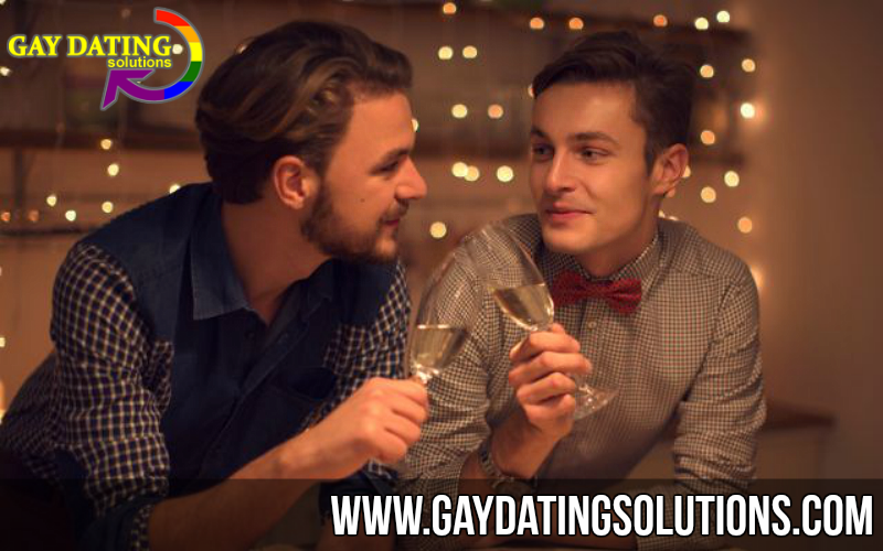 being realistic gay dating