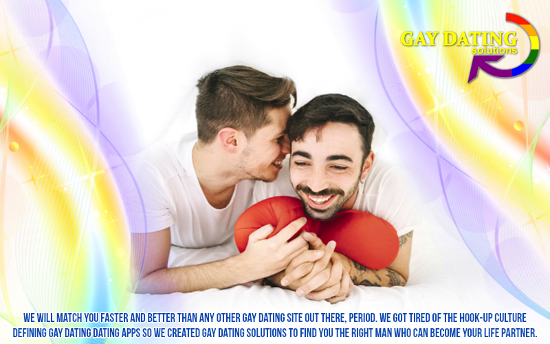 One of the most popular ways for meeting gay men