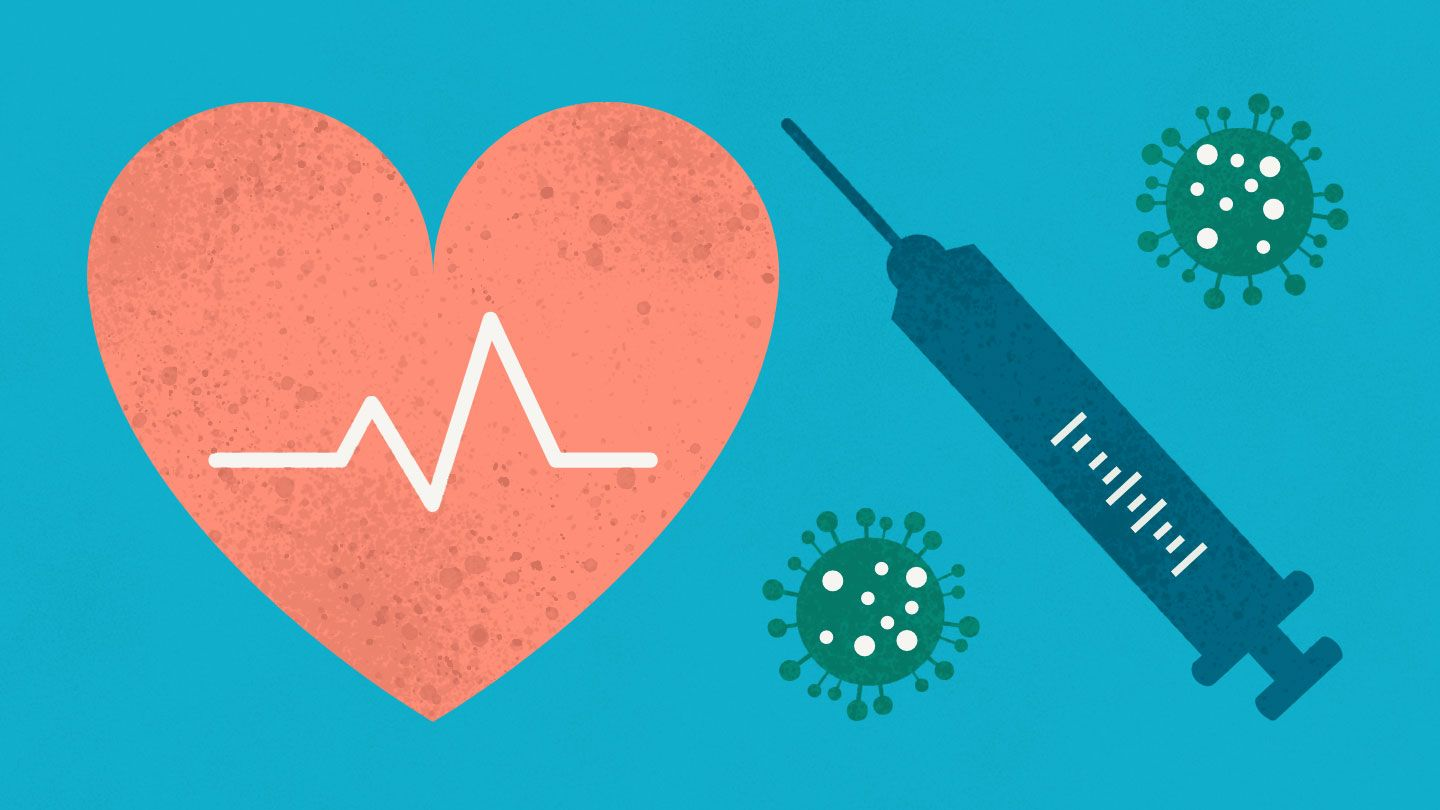 The Vaccine Could Be the Key to Getting More Matches on Dating Apps image