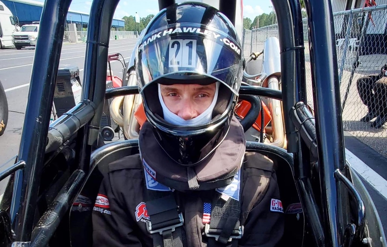 image for This Gay Man is Trying To Break Into a Different Kind of Drag Racing