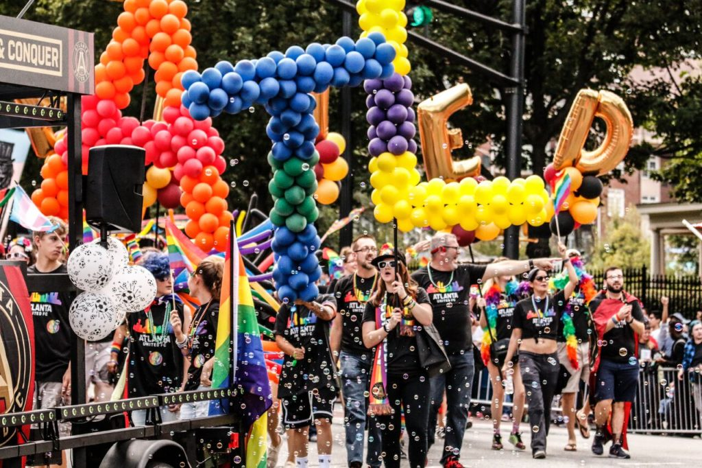image for LGBTQ Pride Events in Atlanta This Weekend
