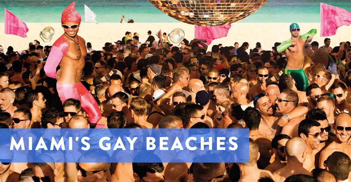 image for Miami's Best Gay Beaches