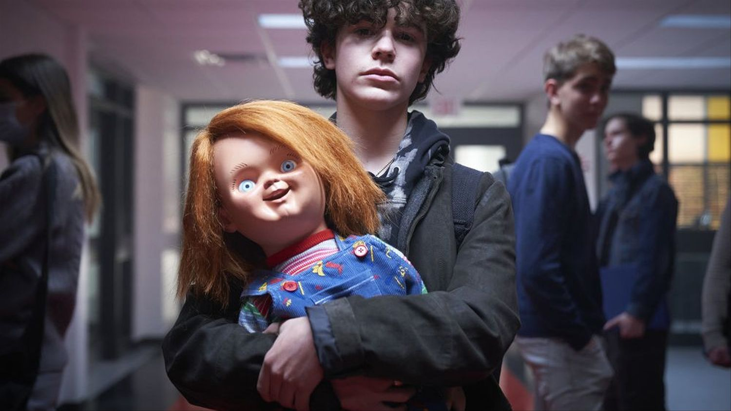 """image for How Syfy's """"Chucky"""" Series Ups the Queerness in the Iconic Horror Franchise"""